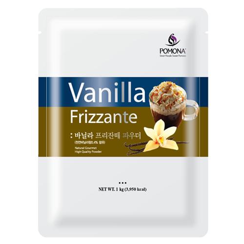 Vanilla Frizzante Powder