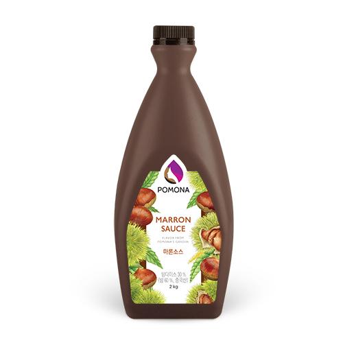 Marron Sauce